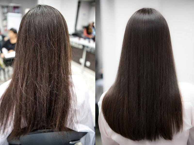 Комплексы для волос: стрижка + маска, стрижка + полировка от 16,50 руб.